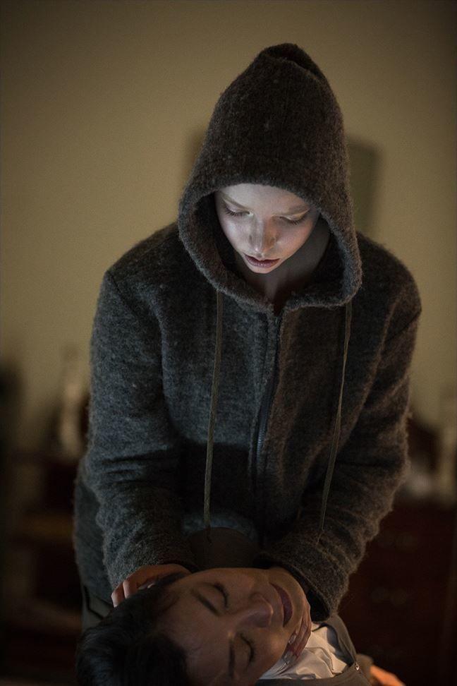 Смотреть бесплатно постеры и кадры к фильму Морган онлайн