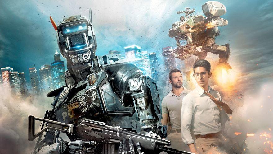 Лучшие картинки и фото фильма Робот по имени Чаппи 2015 в хорошем качестве