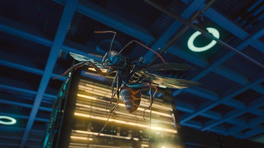 Смотреть бесплатно постеры и кадры к фильму Человек-муравей  онлайн