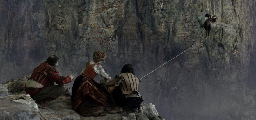 Смотреть бесплатно постеры и кадры к фильму Страшные сказки онлайн