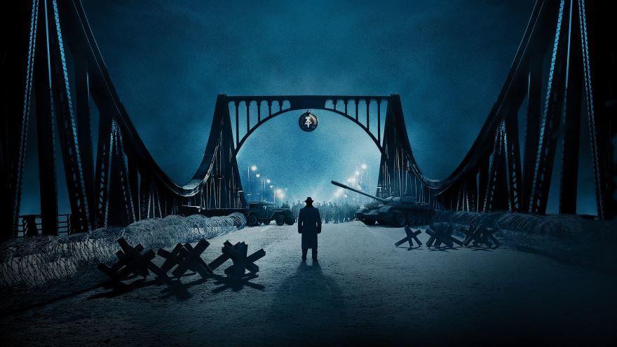 Бесплатные кадры к фильму Шпионский мост в качестве 1080 hd