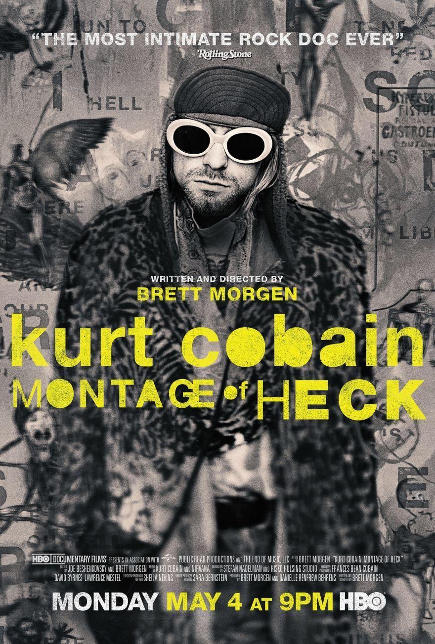 Смотреть бесплатно постеры и кадры к фильму Курт Кобейн: чертов монстр онлайн
