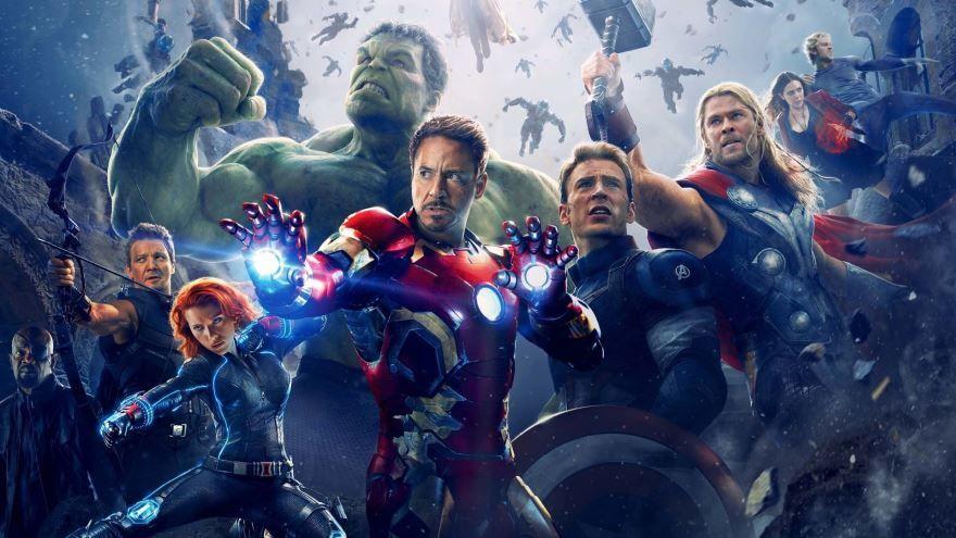 Скачать бесплатно постеры к фильму Мстители: Эра Альтрона в качестве 720 и 1080 hd