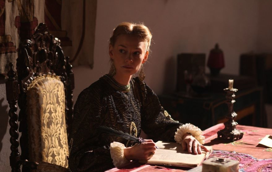 Бесплатные кадры к фильму Кровавая леди Батори в качестве 1080 hd