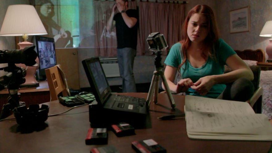 Смотреть бесплатно постеры и кадры к фильму Слендер онлайн