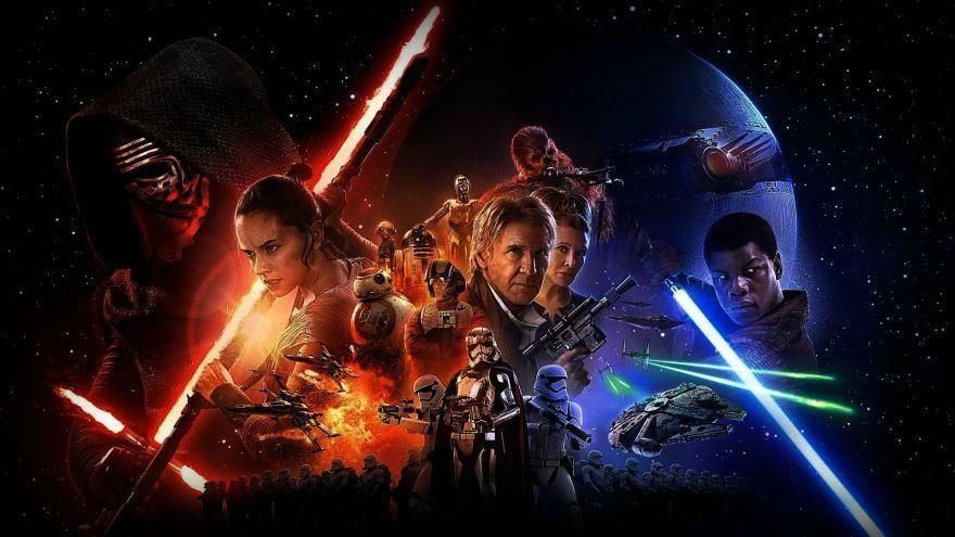 Скачать бесплатно постеры к фильму Звездные войны: Пробуждение силы в качестве 720 и 1080 hd