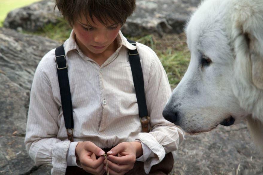 Смотреть бесплатно постеры и кадры к фильму Белль и Себастьян: Приключения продолжаются онлайн