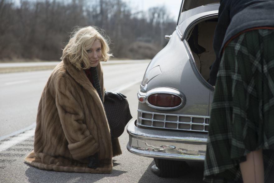 Смотреть бесплатно постеры и кадры к фильму Кэрол онлайн