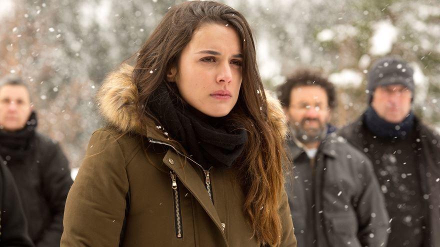 Смотреть бесплатно постеры и кадры к фильму Пальмы в снегу онлайн
