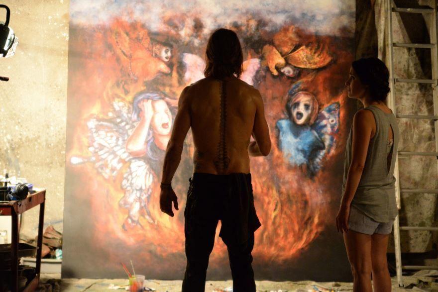 Смотреть бесплатно постеры и кадры к фильму Дары смерти онлайн