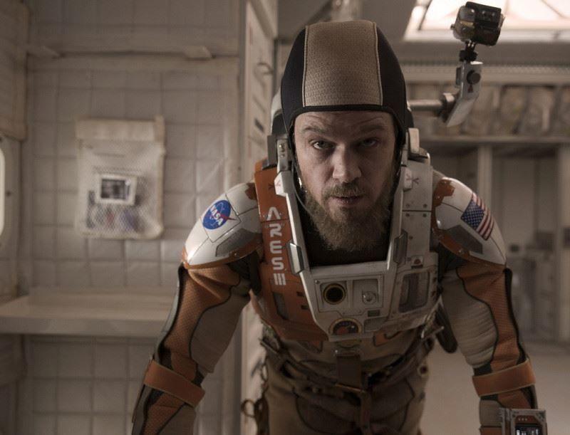 Бесплатные кадры к фильму Марсианин в качестве 1080 hd