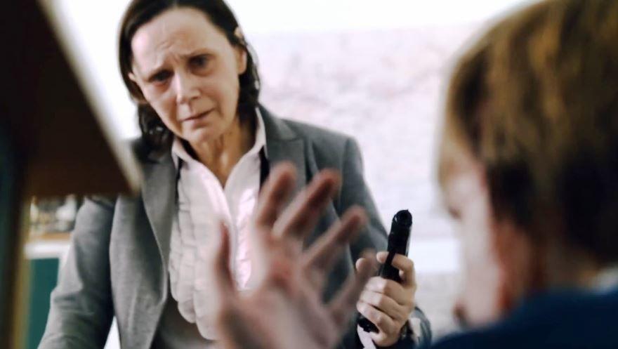 Смотреть бесплатно постеры и кадры к фильму Училка онлайн