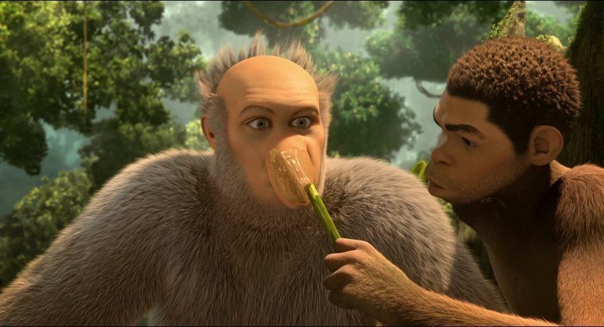 Бесплатные кадры к фильму Эволюция в качестве 1080 hd