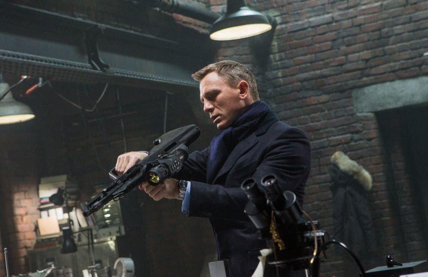 Бесплатные кадры к фильму 007: СПЕКТР в качестве 1080 hd