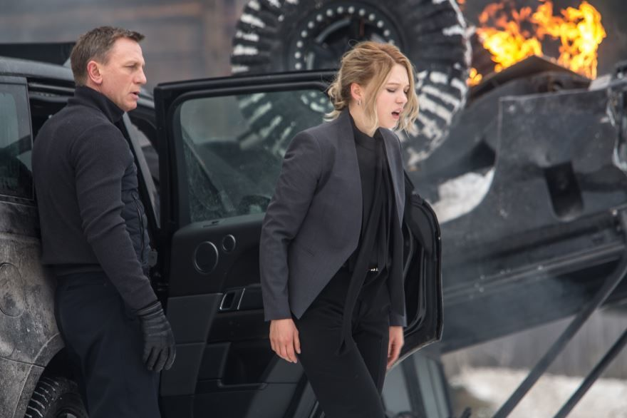 Лучшие картинки и фото фильма 007: СПЕКТР 2015 в хорошем качестве