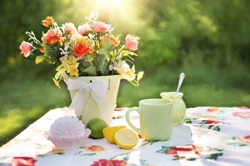 Пожелание доброго летнего дня.