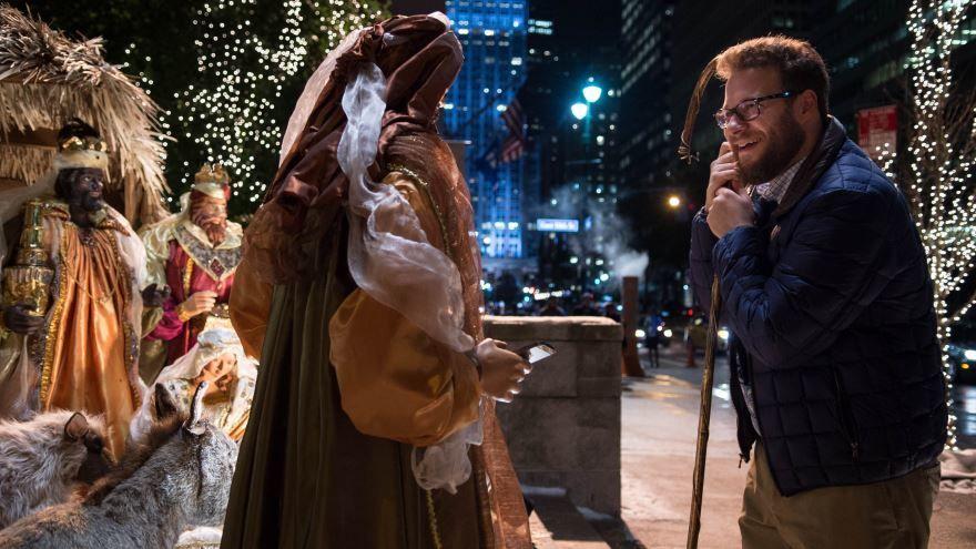 Бесплатные кадры к фильму Рождество в качестве 1080 hd