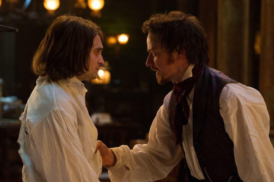 Лучшие картинки и фото фильма Виктор Франкенштейн 2015 в хорошем качестве