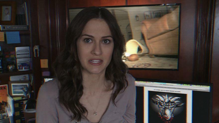Скачать бесплатно постеры к фильму Паранормальное явление 5: Призраки в 3D в качестве 720 и 1080 hd