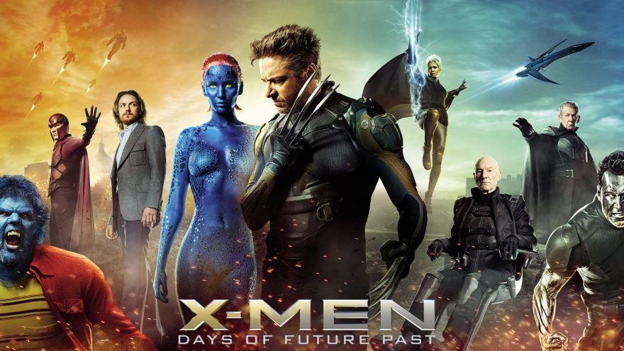 Кадры к фильму Люди икс: дни минувшего будущего в качестве 1080 и 720 hd бесплатно