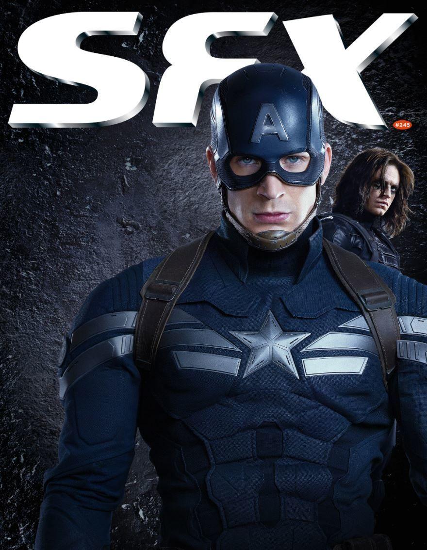 Смотреть онлайн кадры и постеры к фильму Первый мститель «Другая война» бесплатно