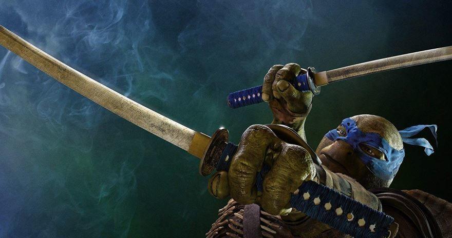 Смотреть онлайн кадры и постеры к фильму Черепашки-ниндзя бесплатно
