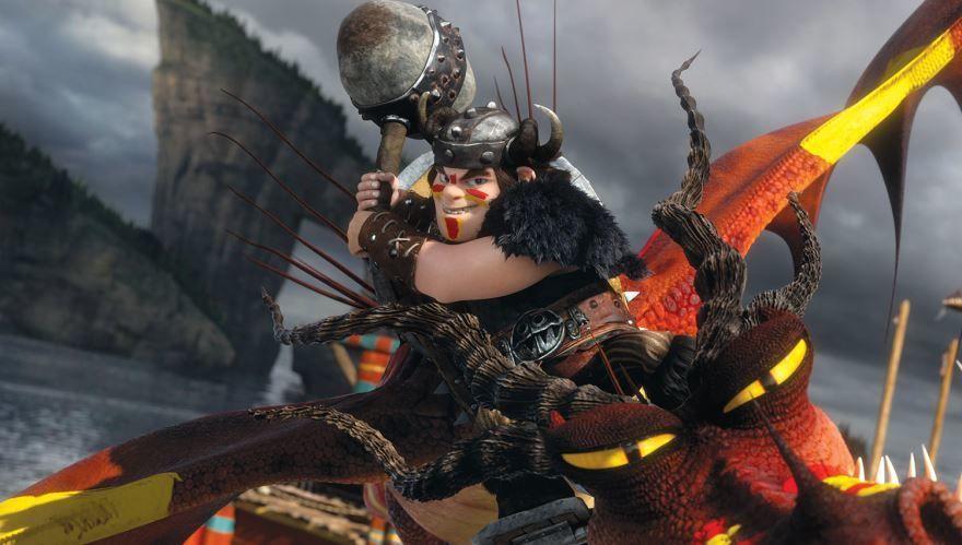 Скачать бесплатно постеры к фильму Как приручить дракона 2 в качестве 720 и 1080 hd