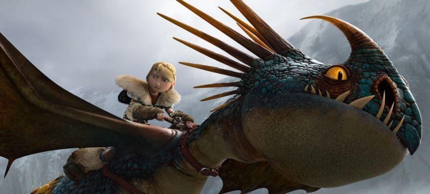 Кадры к фильму Как приручить дракона 2 в качестве 1080 и 720 hd бесплатно