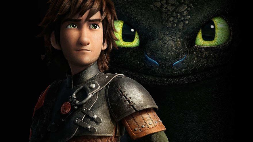 Красивые картинки и фото к фильму Как приручить дракона 2 2014 в hd качестве онлайн