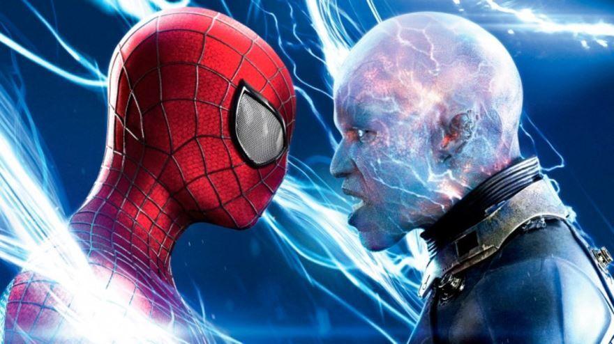 Скачать бесплатно постеры к фильму Новый Человек-паук. Высокое напряжение в качестве 720 и 1080 hd