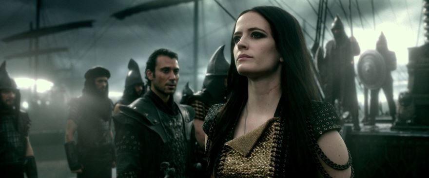 Кадры к фильму 300 спартанцев: Расцвет империи в качестве 1080 и 720 hd бесплатно