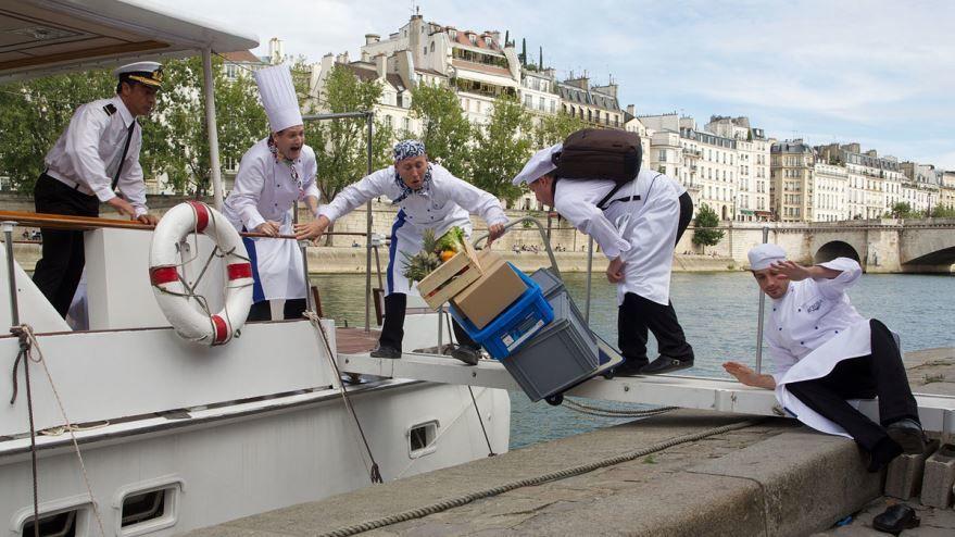 Кадры к фильму Кухня в Париже в качестве 1080 и 720 hd бесплатно