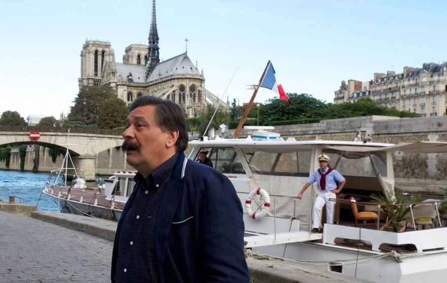 Смотреть онлайн кадры и постеры к фильму Кухня в Париже бесплатно