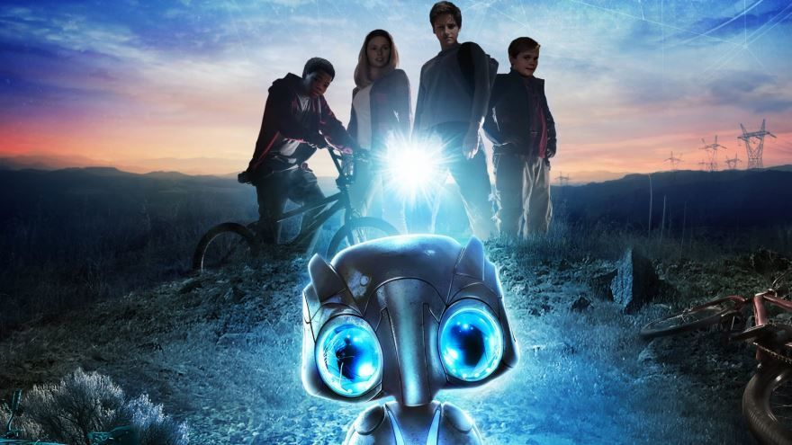 Скачать бесплатно постеры к фильму Внеземное эхо в качестве 720 и 1080 hd