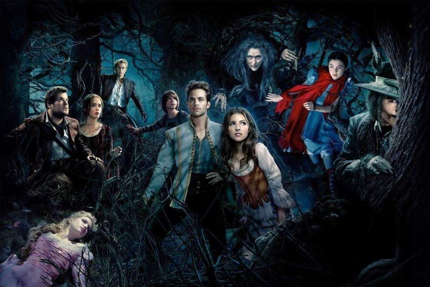Скачать бесплатно постеры к фильму Чем дальше в лес в качестве 720 и 1080 hd