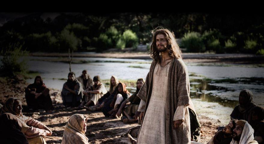 Смотреть онлайн кадры и постеры к фильму Сын Божий бесплатно