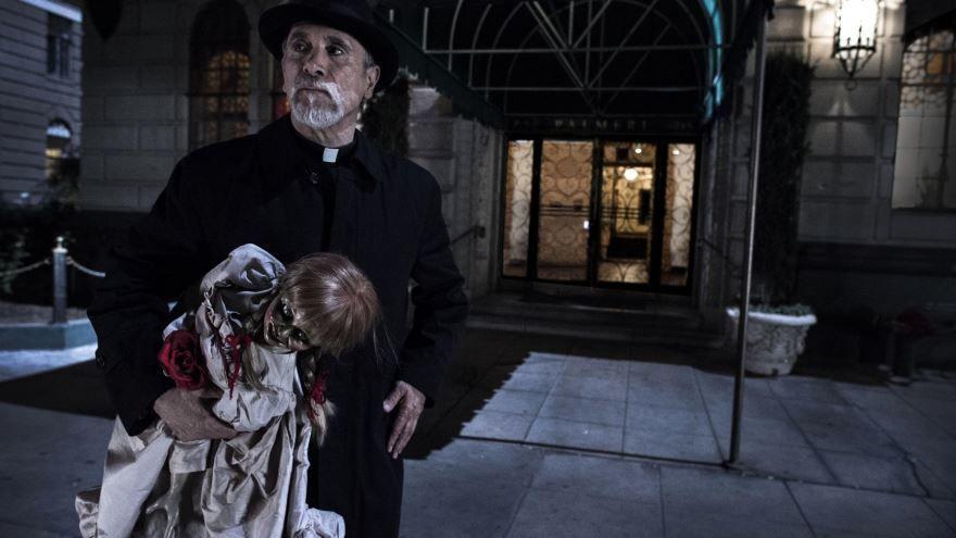 Красивые картинки и фото к фильму Проклятие Аннабель 2014 в hd качестве онлайн