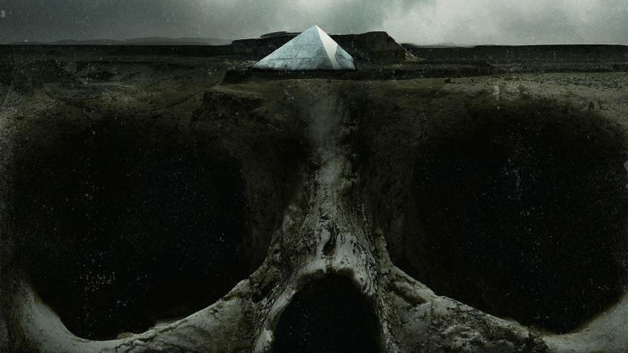 Красивые картинки и фото к фильму Пирамида 2014 в hd качестве онлайн