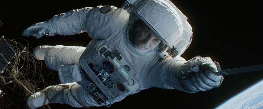 Скачать бесплатно постеры к фильму 2013 года Гравитация в качестве 720 и 1080 hd