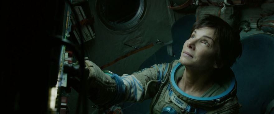 Красивые картинки и фото к фильму Гравитация 2013 в hd качестве онлайн