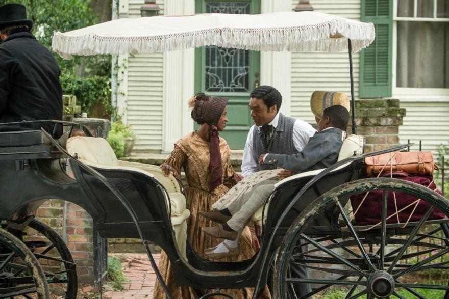 Кадры к фильму Двенадцать лет рабства в качестве 1080 и 720 hd 2013 года бесплатно