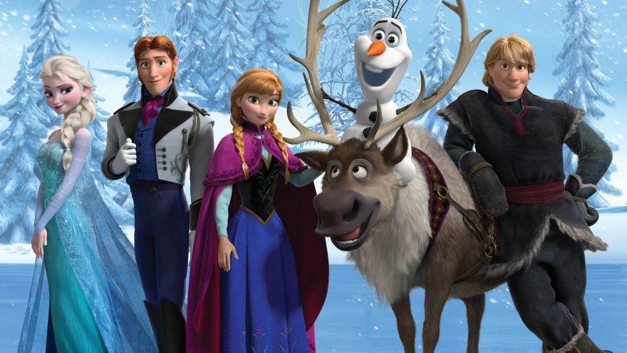 Скачать бесплатно постеры к фильму 2013 года Холодное сердце в качестве 720 и 1080 hd