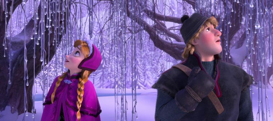 Кадры к фильму Холодное сердце в качестве 1080 и 720 hd 2013 года бесплатно