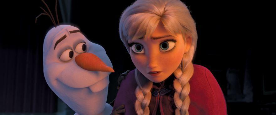 Смотреть онлайн кадры и постеры к фильму 2013 года Холодное сердце бесплатно