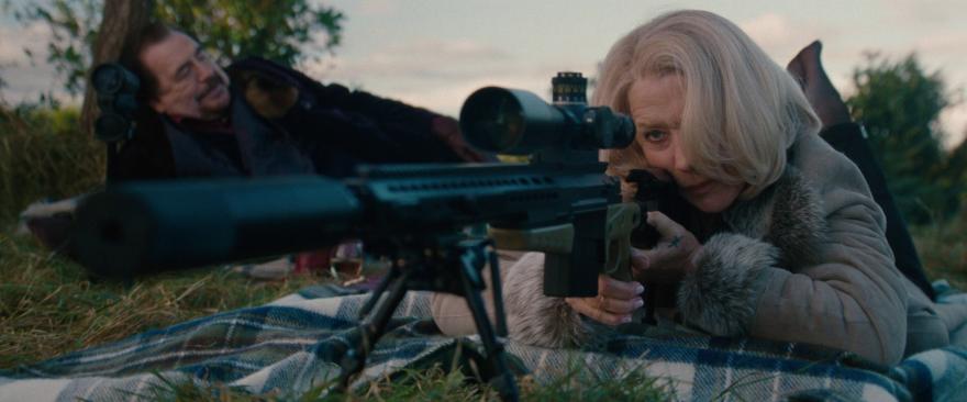 Смотреть онлайн кадры и постеры к фильму 2013 года РЭД 2 бесплатно