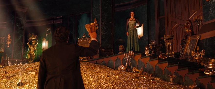 Кадры к фильму Оз: великий и ужасный в качестве 1080 и 720 hd 2013 года бесплатно