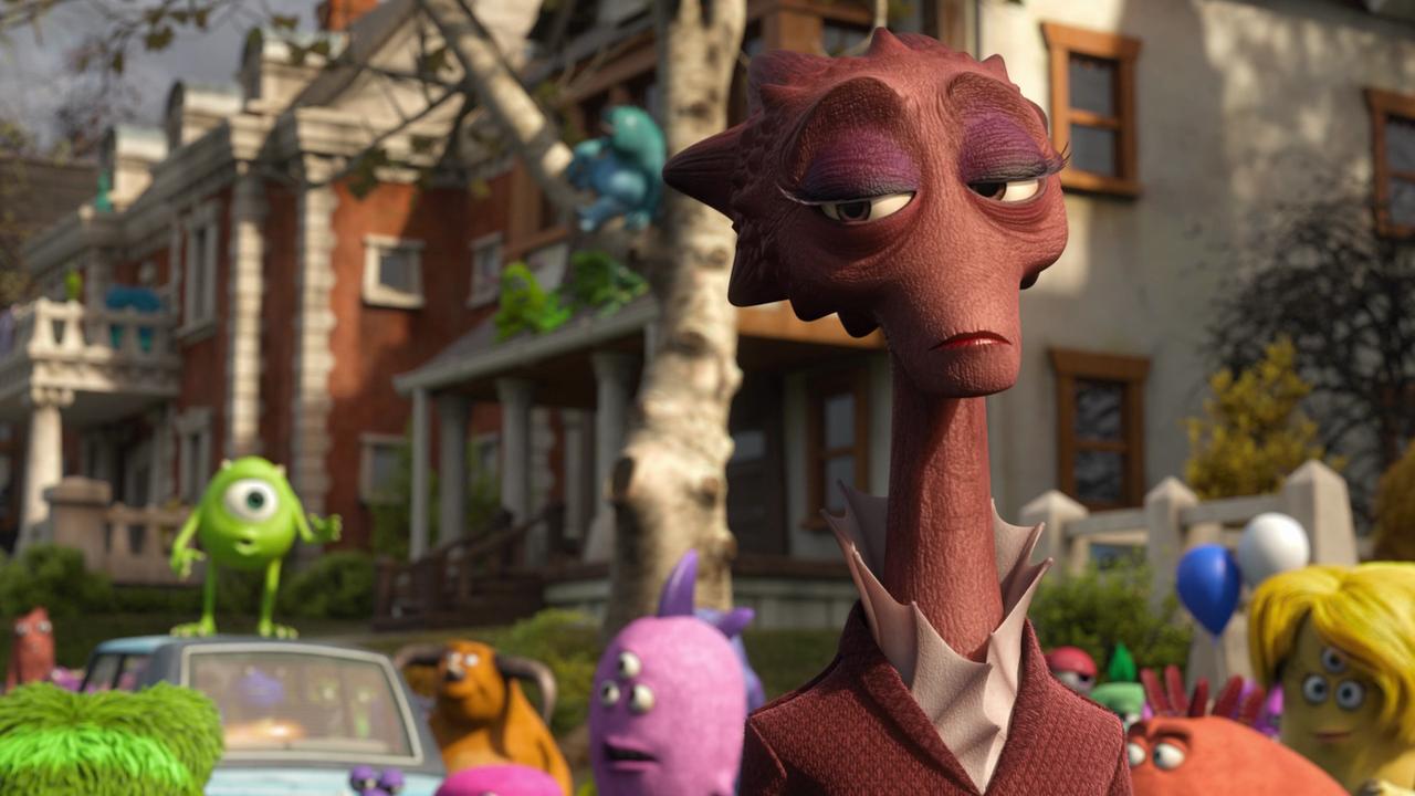 Кадры к фильму Университет монстров в качестве 1080 и 720 hd 2013 года бесплатно