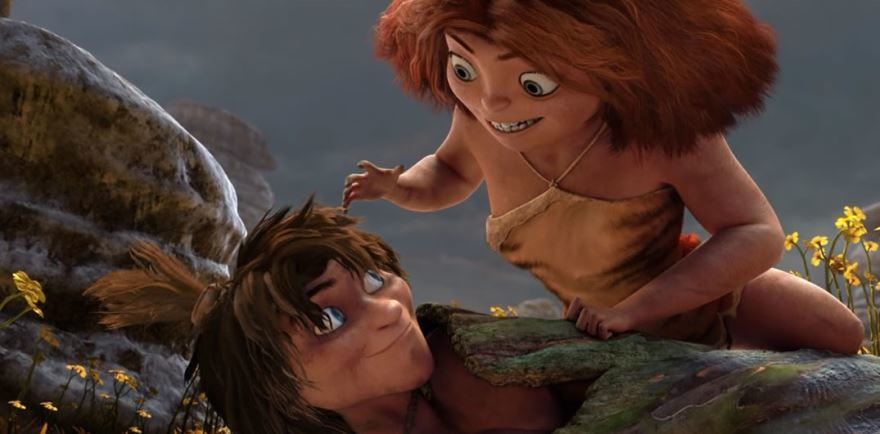 Кадры к фильму Семейка крудс в качестве 1080 и 720 hd 2013 года бесплатно