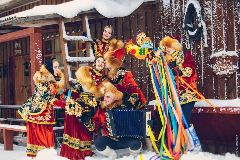 Какого числа Масленица в России? с 4 по 10 марта