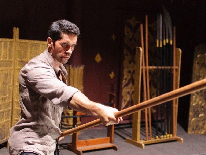 Смотреть онлайн кадры и постеры к фильму Ниндзя 2 бесплатно